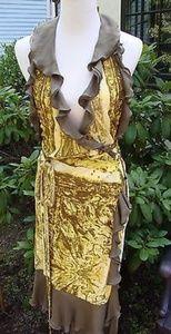 Jean Paul Gaultier Wrap Dress